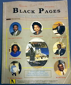 Fayetteville Metropolitan Black Pages 1994