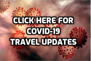 COVID-19 (Coronavirus) Travel Updates