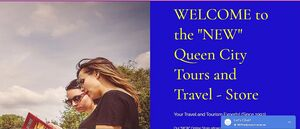 Check out our NEW Virtual Tour Offerings - Queen City Tours and Travel