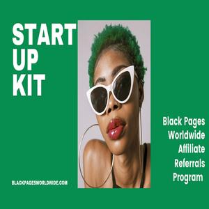 Start-up Kit - Black Pages Worldwide Affiliates