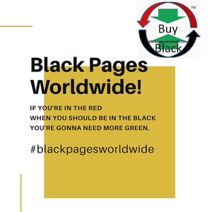 Get Listed Today - Black Pages Worldwide